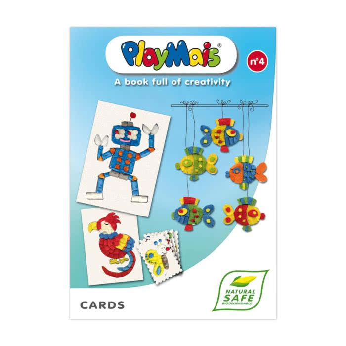 PlayMais Book Cards
