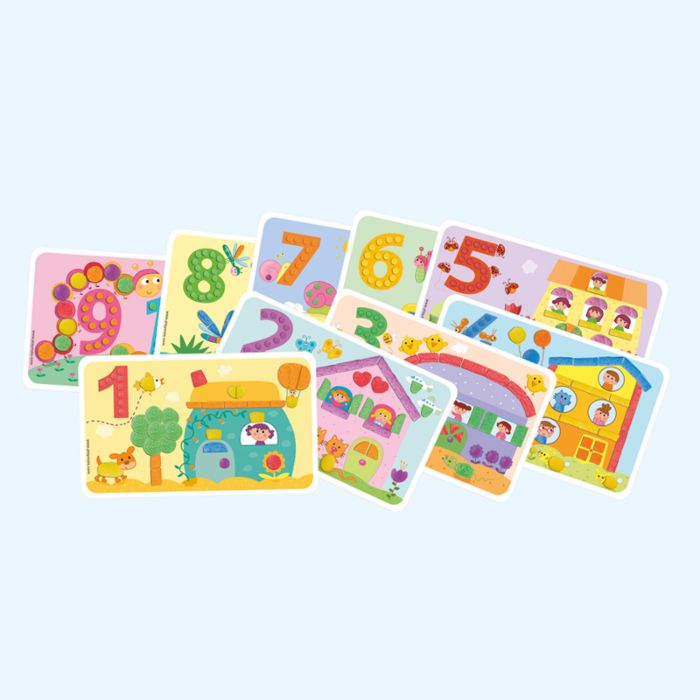 PlayMais Card Set Numbers