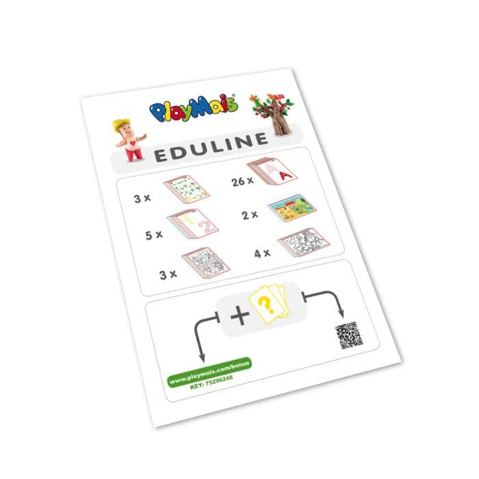 Playmais Eduline instruction Book