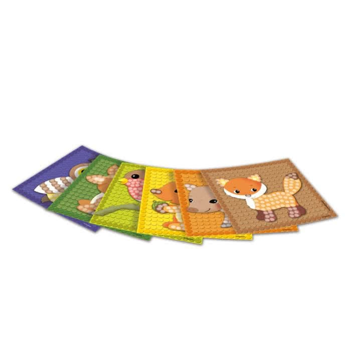 PlayMais Card Set Little Forest