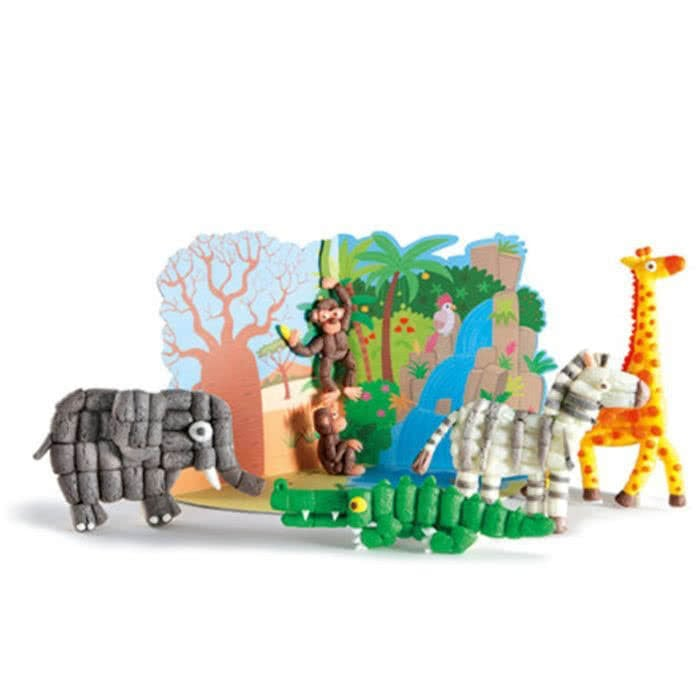 PlayMais Eduline WORLD Jungle