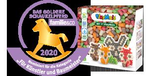 PlayMais nominated for das goldene Schaukepferd in Germany